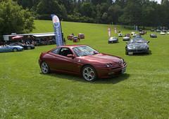 Alfa Romeo GTV coupe (pathological) Tags: italian car day boyd conservation area woodbridge vaughan toronto alfaromeo