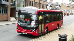 Shrink Ray Activated (londonbusexplorer) Tags: abellio london adl enviro 200 mmc 8150 yx16odu u5 hayes harlington station uxbridge tfl buses