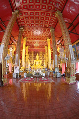 Thai Temple Wat Phra that suan tan, Nan, Thailand (www.icon0.com) Tags: thaitemplewatphrathatsuantan nan thailand oriental travel wat marble history palace spiritual old authentic asia religious historic architecture tourism monastery buddha art royal vacation exterior white pray landmark culture worship majestic luxury grand buddhist building thai sightseeing siam famous gold temple blue sky holy ben religion ancient buddism asian
