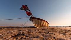 KOS 6 (raschmichael) Tags: vorpommerngreifswald usedom strand boot ostsee koserow