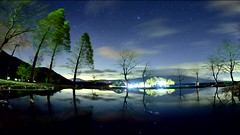 Starry Night, Time Lapse (Vincent_Ting) Tags: 縮時攝影 timelapse