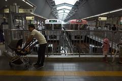 R0318968 (tohru_nishimura) Tags: gr ricoh kichijoji train keio station tokyo japan