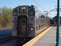 180507_07_57thStSouthShore312 (AgentADQ) Tags: metra commuter train trains electric illinois central chicago 2018 nictd south shore 312