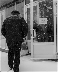 0A77m2_DSC1193 (dmitryzhkov) Tags: russia moscow documentary street life human monochrome reportage social public urban city photojournalism streetphotography people bw terminal station badweather dmitryryzhkov blackandwhite outdoor everyday candid stranger