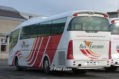 Bus Eireann SP29 (05D27982). (Fred Dean Jnr) Tags: dublin april2005 broadstonedepotdublin broadstone buseireannbroadstonedepot buseireann scania irizar pb sp29 05d27982