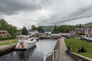 Fort Augustus locks (2)