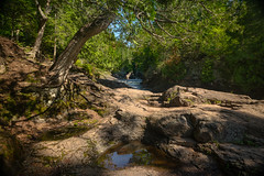 Cascade River State Park 20180707-DSC08447 (Rocks and Waters) Tags: cascaderiver cascaderiverstatepark falls lakesuperior river zeiss a7r2 alpha loxia loxia2485 rocksandwaters rocks sony water northshore