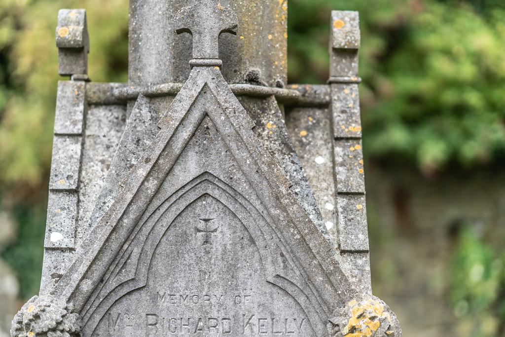 OLD CHURCHYARD KNOWN AS ST. JOHN'S [DUBLIN ROAD KILKENNY]-142905