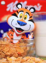 They're Grrreat!!! (PrinceMatiyo) Tags: frostedflakes kellogs cereals toyphotography funko vynl tonythetiger