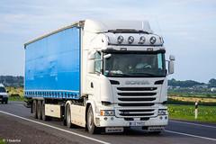 Scania R450 Streamline Highline (PL) (almostkenny) Tags: lkw truck camion ciężarówka pl polska poland scania r450 streamline highline rja79922