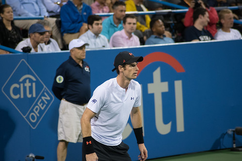 Andy Murray - Citi Open 2018 Round of 64