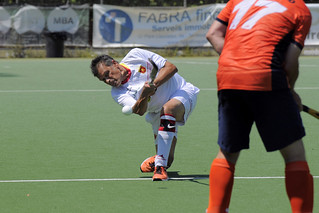 Exin Masters Hockey World Cup 2018 (Esp-Ned) _6996