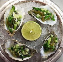 very sexy oysters - Randall and Aubin Manchester (randallaubinmcr) Tags: oystersrestaurantmanchester seafoodrestaurantmanchester randallandaubin foodheaven delicious whatweatemcr foodblogger