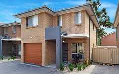 8/31 Hillcrest Road, Quakers Hill NSW