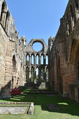 Quire and Chancel, Elgin Cathedral (robin.croft) Tags: elgin cathedral ruins scotland