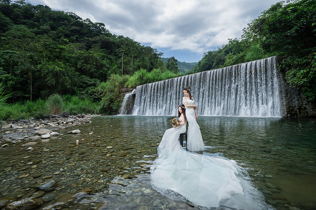 婚紗|婚紗推薦|樂樂&拉拉 |花蓮