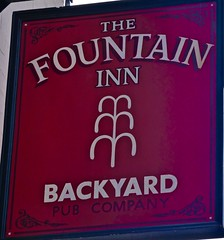The Fountain Inn - Walsall, West Midlands. (garstonian11) Tags: pubs pubsigns westmidlands backyard walsall gbg2018 camra realale