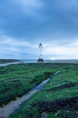 Perch Rock Lighthouse, New Brighton, Wirral, England. (Barry Miller _ Bazz) Tags: liverpoolbay outdoorphotography 5d3 24105f4l canonlens newbrighton rivermersey lighthouse wirral