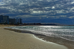 Tel Aviv (Hemo Kerem) Tags: israel telaviv street a7rm2 a7rii loxia35 zeissloxia35mmf2biogon loxia35mmf2 loxia235 zeiss loxia 35mm biogon tlv manualfocus mf sony sonya7rm2 ilce7rm2 alpha beach seascape sea water sky blue clouds