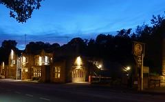 The George Hotel (Dun.can) Tags: hathersage night nightshot summer hotel derbyshire peakdistrict georgehotel george