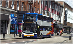 Stagecoach 10739 (Lotsapix) Tags: stagecoach eastmidland buses bus hull dennis enviro enviro400 mmc alexander adl 10739 sn66vng