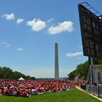 National Mall in red thumbnail