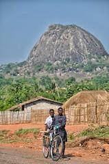 Road to Nampula
