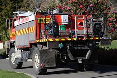 NX  893 (ambodavenz) Tags: hino gt1118 millstui fire fireappliance fireengine 4wd fourwheeldrive littleriver canterbury newzealand littlerivervolunteerfirebrigade fenz fireemergencynewzealand