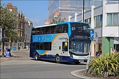 Stagecoach SN18KOE 10962 (welshpete2007) Tags: stagecoach adl e40d mmc sn18koe 10962