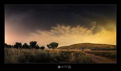 Paisajes nocturnos de Andalucía (Art.Mary) Tags: paisaje paysage landscape andalucía españa spain espagne granada estrellas stars víaláctea étoiles voielactée milkyway nocturna nuit noche night montagne