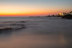 Sunset in Paphos (Slimdaz) Tags: slimdaz pentaxhddfa2470mm waterscape ricoh k1 beachfront mediterranean teampentax longexposure darren teamricoh cyprus beach pentax sunset darrensmith water teamricohimaging paphos pentaxricoh darrensmithimages
