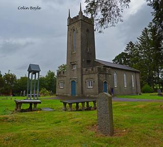 St Paul's Church, Clone, County Wexford ((1832)