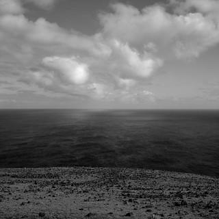 Along the North Coast, Easter Island