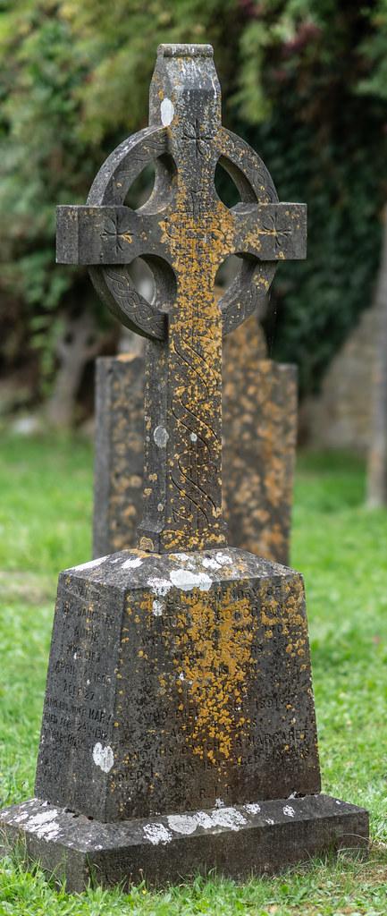 OLD CHURCHYARD KNOWN AS ST. JOHN'S [DUBLIN ROAD KILKENNY]-142894