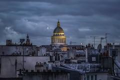 Paris (karinavera) Tags: city longexposure night photography cityscape urban ilcea7m2 sunset france paris invalides
