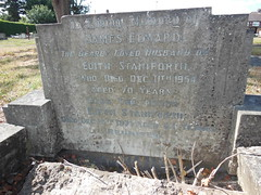 James Edward Staniforth (StaniforthSociety) Tags: beighton hackenthorpe derbyshire sheffield staniforth graves cemetery history ancestry brown