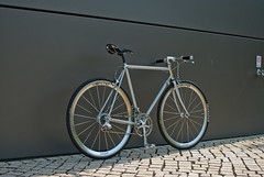 Build01 – Vitus Seven Dural _DEF2755 (jesuspark) Tags: bike bicycle build vitus seven dural campagnolo record syncro vento brooks cambium nitto gipiemme