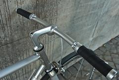 Build01 – Vitus Seven Dural _DEF2783 (jesuspark) Tags: bike bicycle build vitus seven dural campagnolo record syncro vento brooks cambium nitto gipiemme