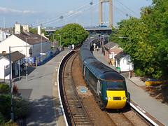 43092 Saltash (Marky7890) Tags: gwr 43092 class43 hst 1c82 saltash railway cornwall cornishmainline train