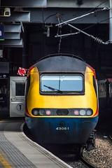 43061, Leeds (JH Stokes) Tags: 43061 class43 hst highspeedtrain eastmidlandstrains leeds diesellocomotives powercar trains trainspotting tracks transport railways locomotives ferroequinology photography