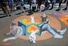 Flexible (- drsteve -) Tags: i madonnari chalk painting street magician flexible santa barbara magic