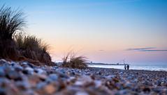 Twilight at Kessingland Beach (johnnewstead1) Tags: twilight kessingland kessinglandbeach beach pebbles walkers suffolk seaside johnnewstead olympus em1 mzuiko