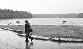 Going Fishing in the Rain