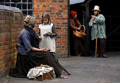 'Ragged Victorians' (AndrewPaul_@Oxford) Tags: blists hill open air museum victorian town ragged victorians reenactors timeline events environmental portrait