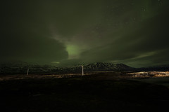DSC_8453 (Maxwell Utter Photography) Tags: iceland icelandnorthernlights northernlights night icelandaurora auroraborealis landscape kpindex