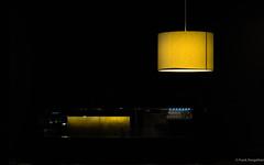 Moody (frankdorgathen) Tags: gelb yellow festbrennweite alpha6000 sony sony35mm mood dunkel dark ruhrpott ruhrgebiet rüttenscheid essen hotelbar licht light illumination lampe lamp