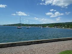 2018-06-13 Grand Marais 5 (s.kosoris) Tags: skosoris pentaxoptiowg1 wg1 pentax grandmarais water lake lakesuperior superior boats sailboats