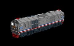 Final 24 Class (brickventurer) Tags: lego train ktm ktmb ktmtrain ktmrailway railway malaysia malayan 24 class kereta api tanah melayu singapore narrow gauge legomoc leogtrainmoc