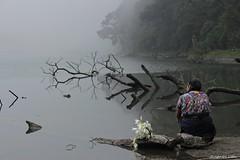 Rogativa lll (Guido De León) Tags: chicabal laguna naturaleza paisaje