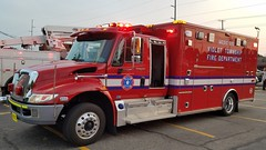 Medic 593 (Central Ohio Emergency Response) Tags: violet township ohio pinkerington fire department international ambulance medic truck ems